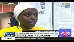 High school students showcase innovations at national science week