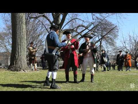 Minuteman and slave