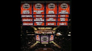 "Eastern Conference All Stars II ""All Get By"""