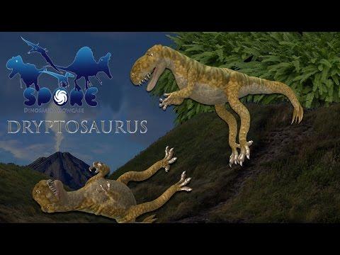 Spore Dino Showcase - DRYPTOSAURUS