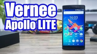 Review Vernee Apollo Lite - El mayor rival para Xiaomi