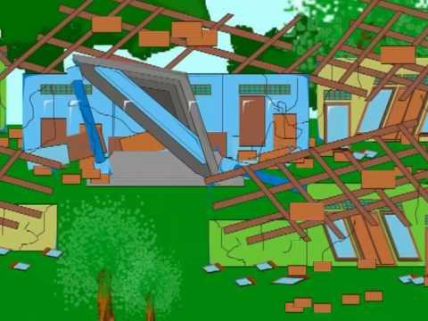 Gempa Bumi Yogyakarta, My Story in animasi,,karya anak ...