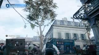 Assassin's Creed Unity Laptop Test gameplay 1 [LENOVO y500 650M SLI]