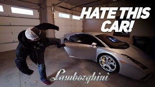 5 Things I HATE About My Lamborghini Gallardo || *EMBARRASSING*