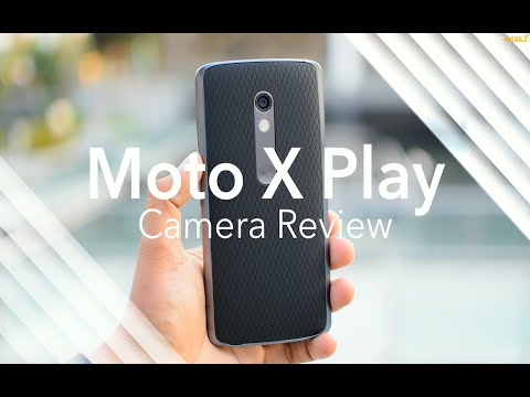 Moto X Play Camera Review