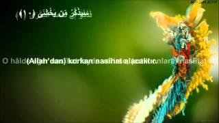 A'lâ Suresi (Mealli) Abdullah ALTUN