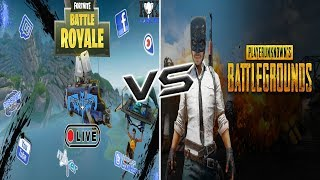 Playerunknowns Battlegrounds-VS-Fortnite: 1COPY Left Giveaway @sub goal-Let me get some chicken!!