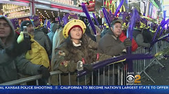 New Year's Eve Revelers Set To Pack Times Square Amid Heightened Security, Frigid Temps