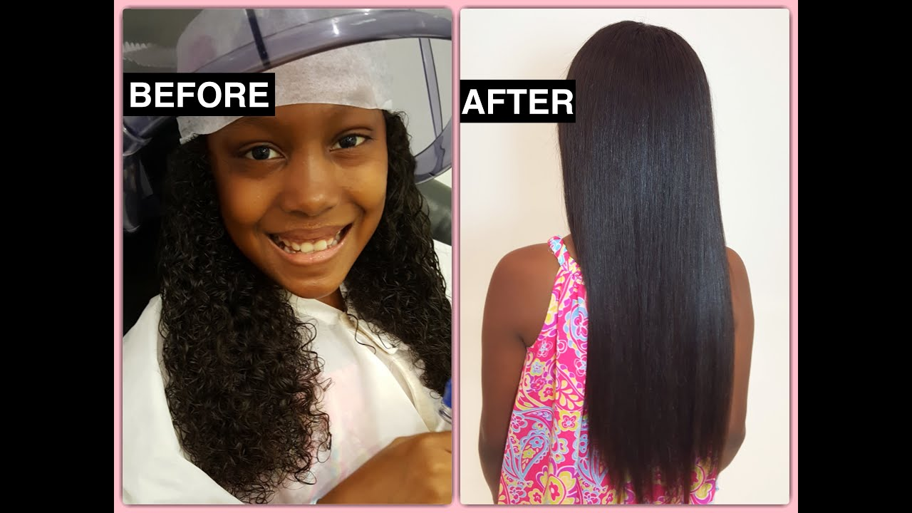 Products To Straighten Natural Curly Hair