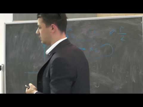 GACT 2016: Alexander Tyulenev - On Whitney-type problems for Sobolev spaces