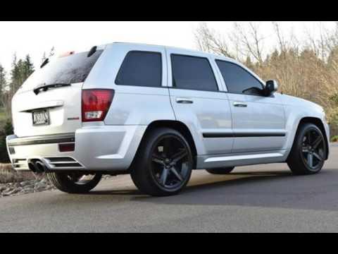 2008 jeep grand cherokee srt8 420 hp borla exhaust dvd nav. Black Bedroom Furniture Sets. Home Design Ideas
