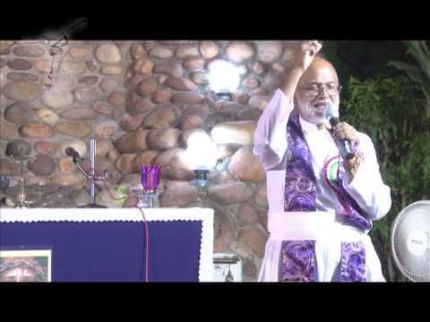 Fr.V.Ignatius SJ talks about Jesus's Divine Mercy and Judgement Day at Pozhichalur, Chennai