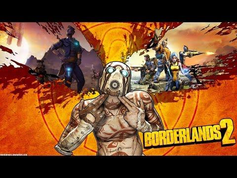 Borderlands 2 - Game Movie - 1080p HD