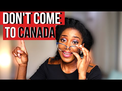 10 People Who SHOULD'T Come To CANADA|Canada Express Entry|