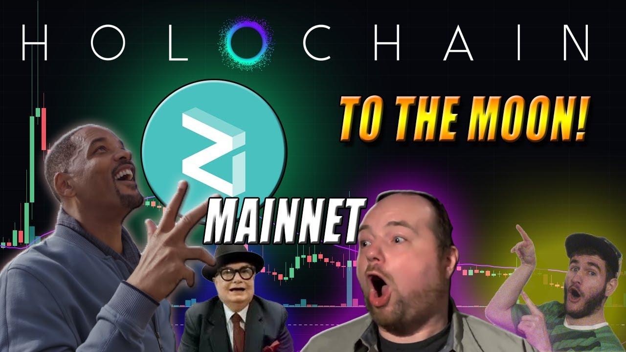 Holochain to the moon! | $ZIL MAINNET Launch soon!