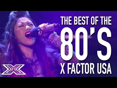 The X Factor USA  The 80s!