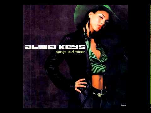 Alicia Keys - Why Do I Feel So Sad - Songs In A Minor
