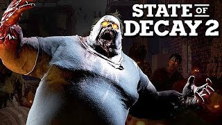State of Decay 2 Gameplay German - Zombies in der Kirche