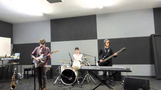 Groozy smokefreerockquest audition video 2014