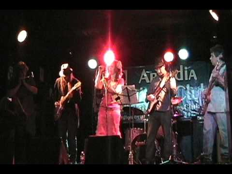 Rachel and the Idle Resonators Bring It On Home at Arcadia Blues Club