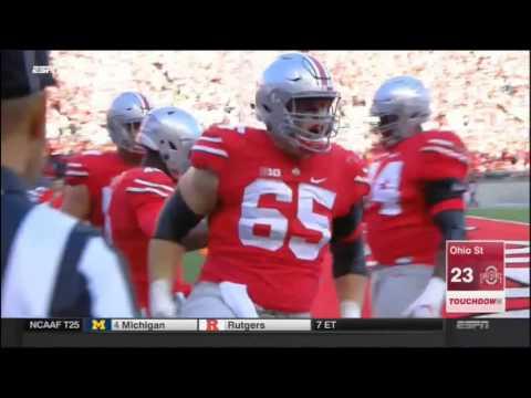 Ohio State Buckeyes vs Indiana Hoosiers in 30 Minutes - 10/8/16
