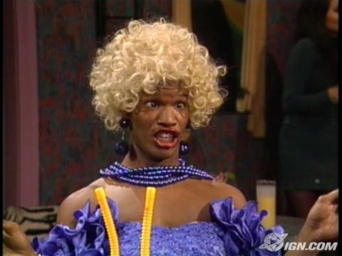 """The BEST of """"In Living Color"""" WANDA, FIRE MARSHAL BILL ..."""