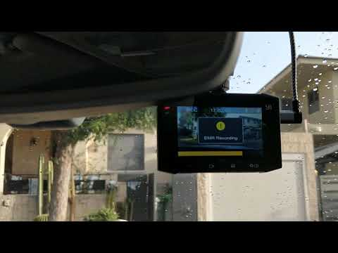 YI Ultra Dash Camera 2.7 Inch LCD 2.7K Buttons Issue