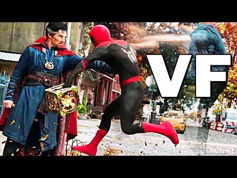SPIDER-MAN 3 : NO WAY HOME Bande Annonce VF (2021)