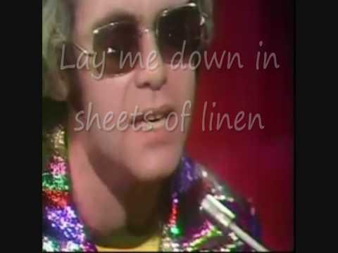 Elton John - Tiny Dancer - Official Video - Lyrics - 1080p HD