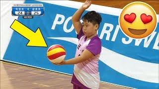 This is Why We Love Volleyball - Kids Play Volleyball (HD)