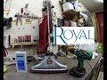 Royal 4000 upright vacuum Tune up repair