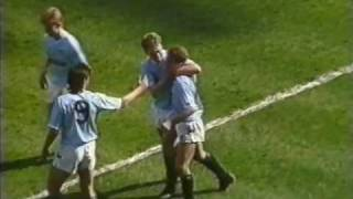 [88/89] Manchester City v Bournemouth, May 6th 1989