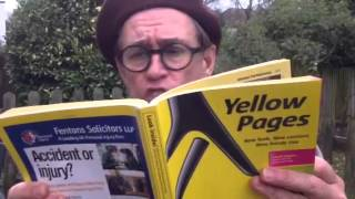 Terry Barrier 'Yellow Pages' a great read. Thumbnail