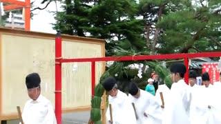 竹駒神社 夏越の祓(なごしのはらえ) thumbnail