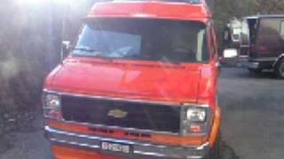 Chevrolet Van G20 V8