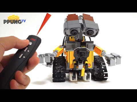 New Wall E Lego | About My Blog