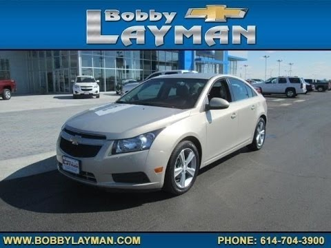 Bobby Layman Chevrolet >> 2012 Chevrolet Cruze 2lt Review Used Cars Columbus Ohio At Bobby Layman Chevy