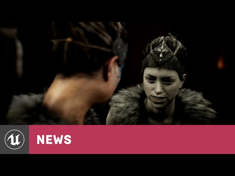Real Time Cinematography: Siggraph 2016 Reveal | News | Unreal Engine
