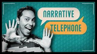 Narrative Telephone Ep. 3: Scanlan's Love Story