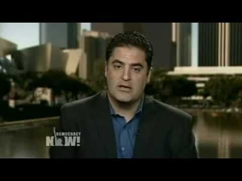 "Cenk Uygur on Democracy Now! About Leaving MSNBC After Being Told to ""Act Like An Insider"""