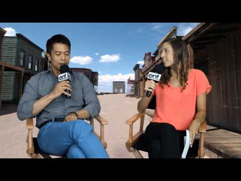 "Byron Mann From AMC's ""Hell On Wheels"" Exclusive Interview"