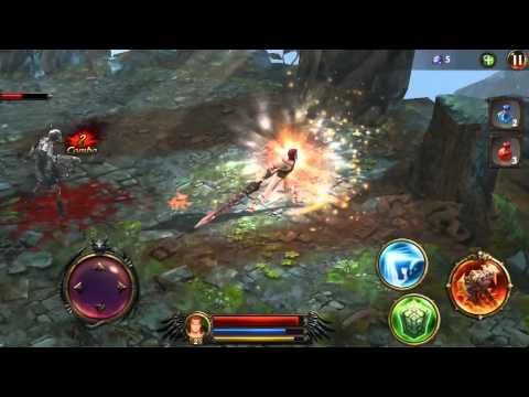 Eternity Warriors 3 - HD Walkthrough Part 1