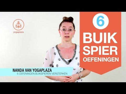 yoga buikspieroefeningen