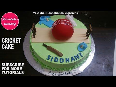 Cricket Cake Decorating Kit Cricket