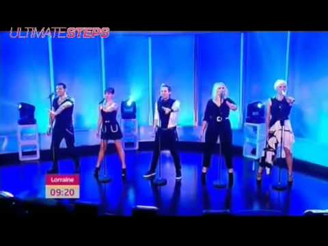 Steps Reunion: Deeper Shade of Blue