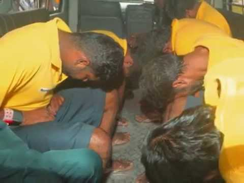 Three Indians among 17 charged for rioting in Singapore | BREAKING NEWS