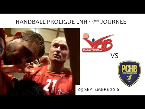 Handball ProLigue LNH - VHB vs PCHB 09 09 2016