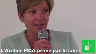 MCA LE LABEL CORINE MAUPIN