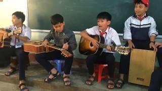 Lạc Trôi  - Học sinh lớp 7 (Cover) cực Trất'ssss