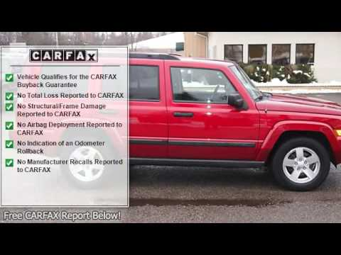 2006 jeep commander 4x4 3rd row seating albion motors for Albion motors albion mi
